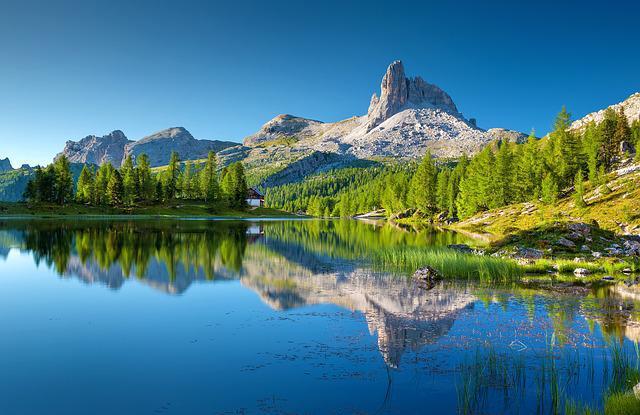 Un lago es un sistema acuático muy estable y maduro