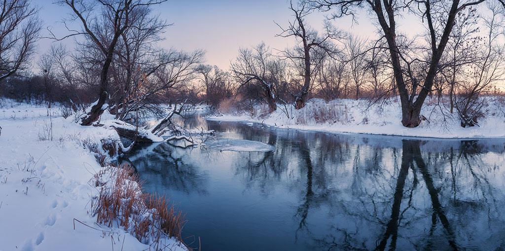 El elemento agua de la MTC corresponde al invierno