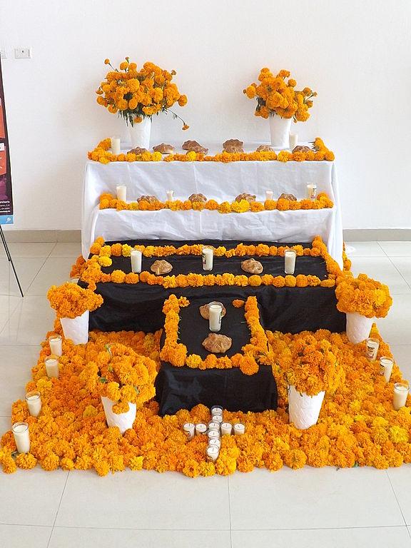 63. Celebración del Día de Muertos en México 4