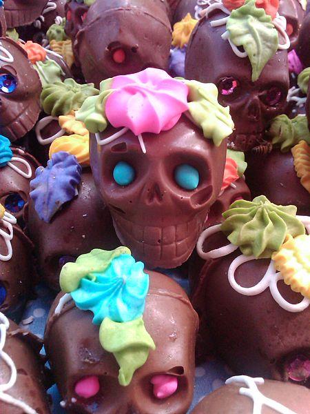 63. Celebración del Día de Muertos en México 3