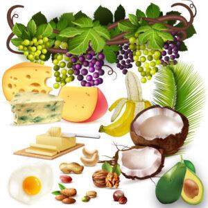 Las grasas en la alimentación, digestión, metabolismo