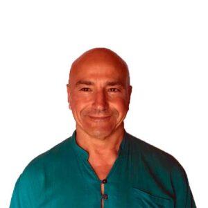 Ricard Rotllan, maestro de meditación