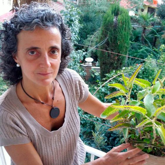 Teresa Morera, ex farmacéutica y naturópata